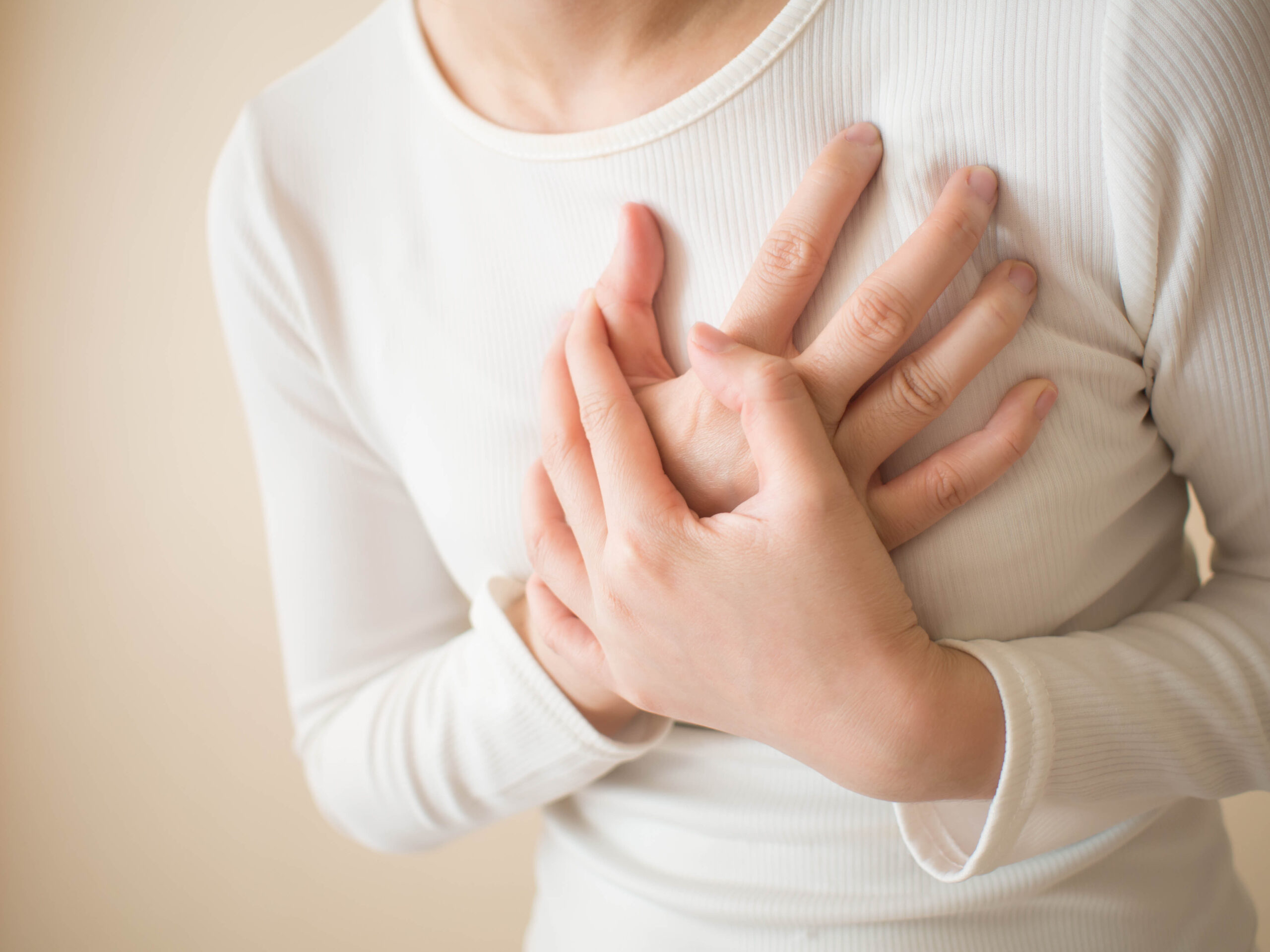 Breast and chest pain