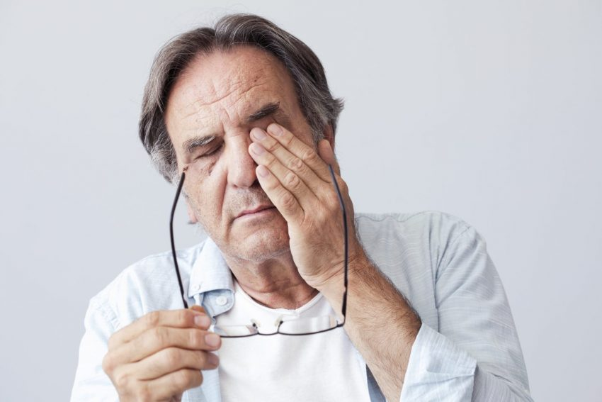 symptoms and treatment for eye fatigue
