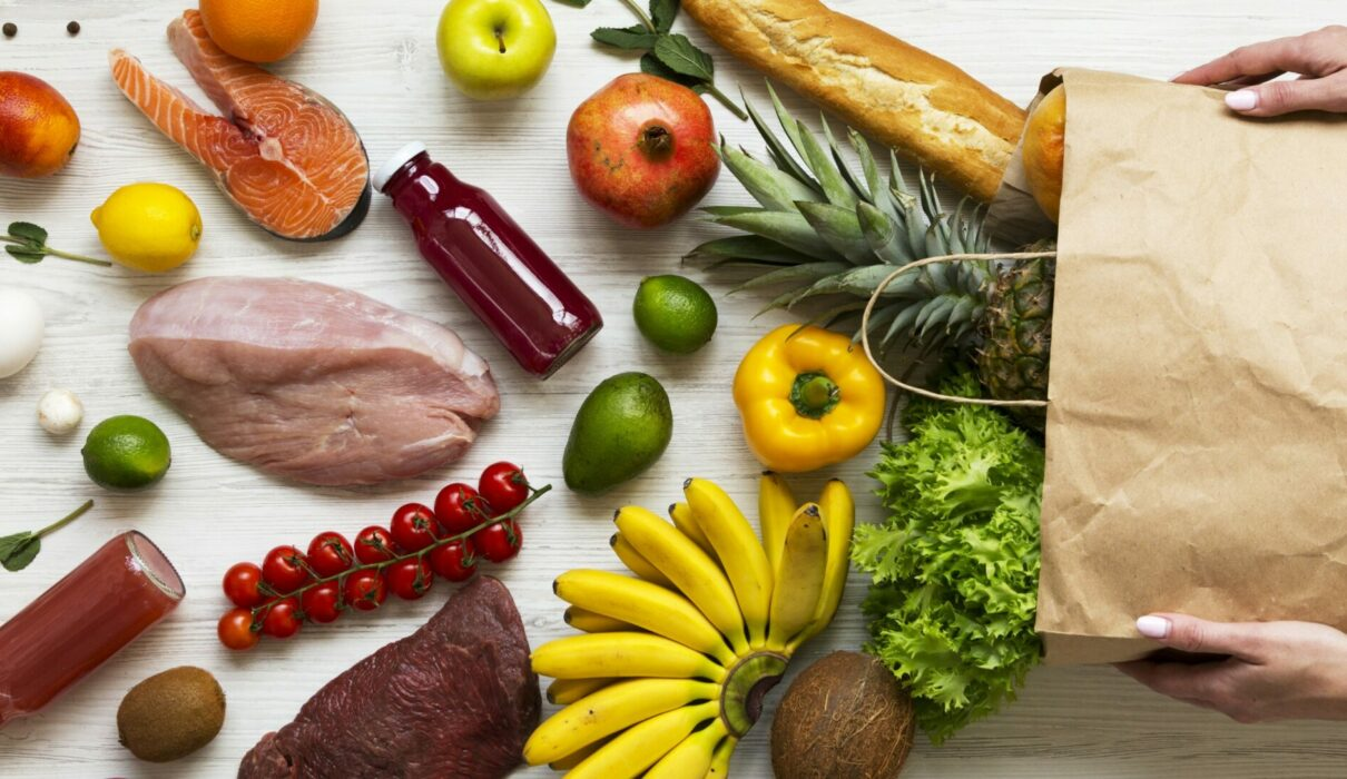 Dietary guidelines for healthy eating
