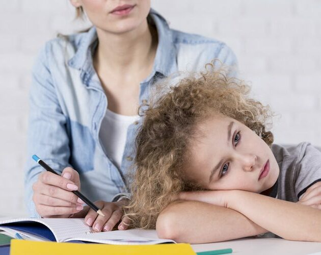 ADHD is a chronic condition that affects a child's ability to focus