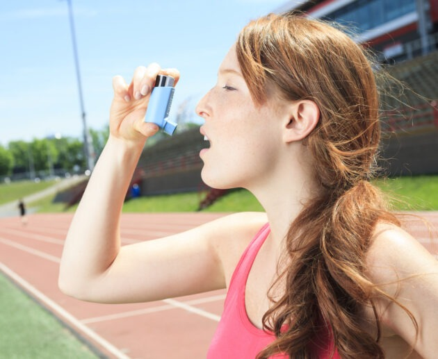 asthma and teenagers