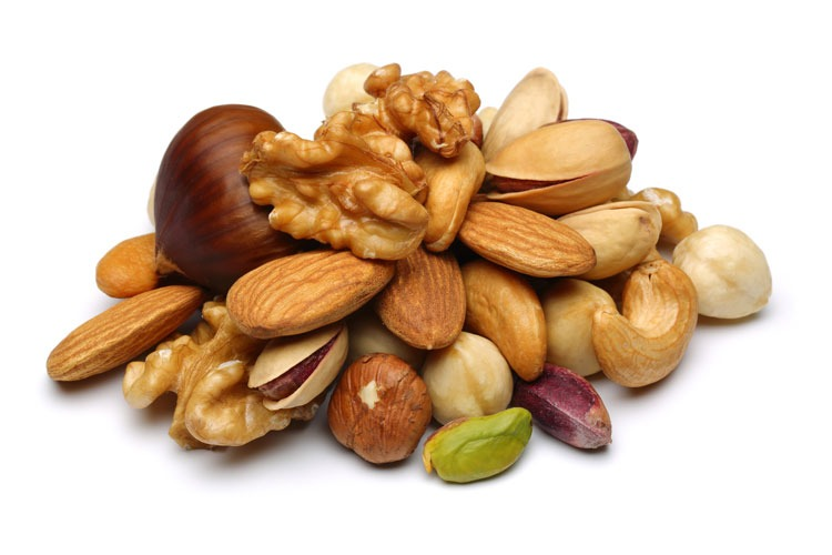 Nuts in a healthy diet - myDr com au