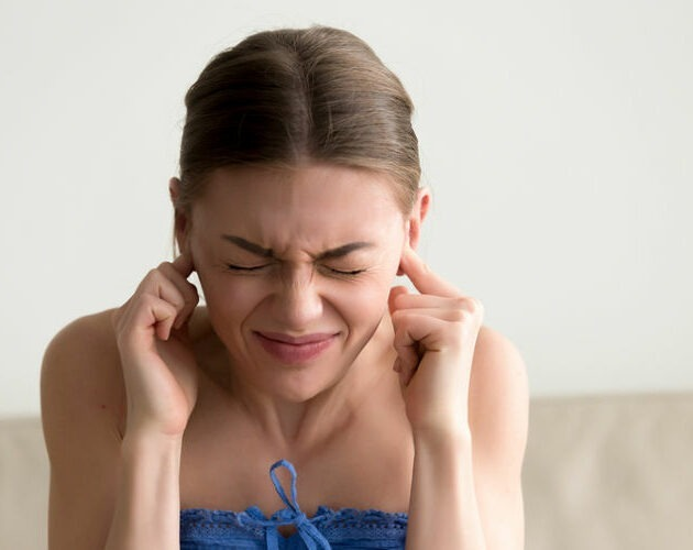 Tinnitus (ringing other other noises in the ears)