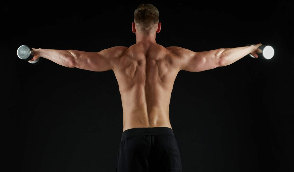 lateral arm raise