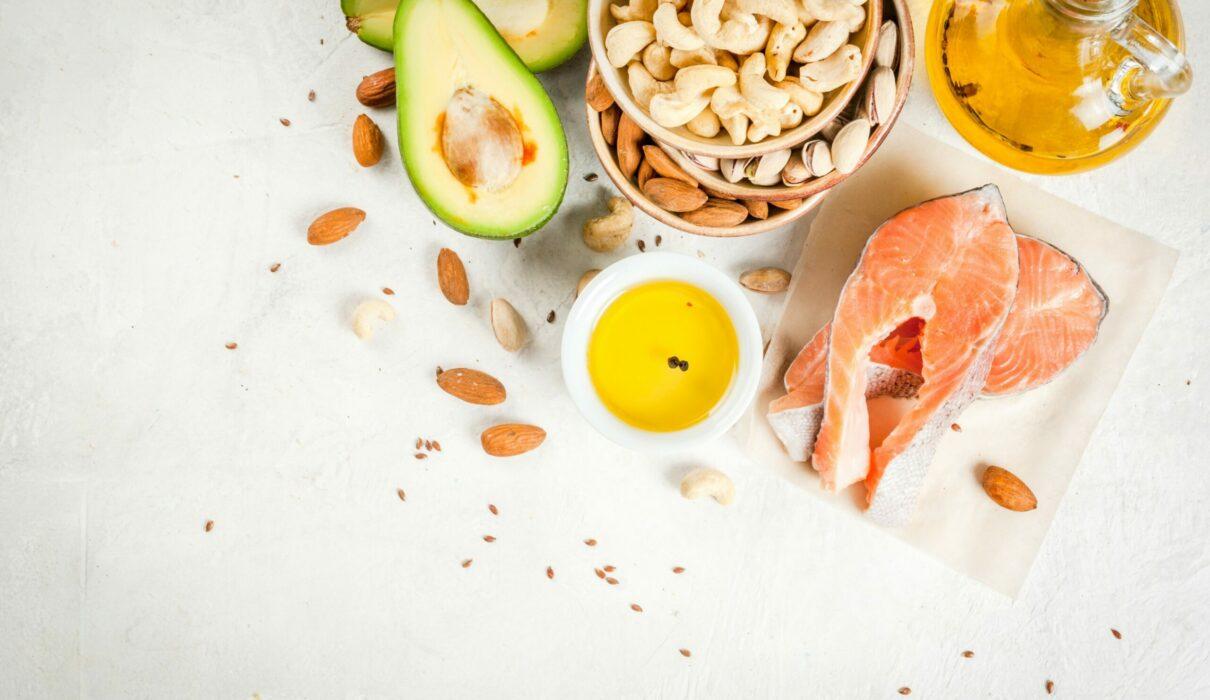 Does eating fats increase longevity?