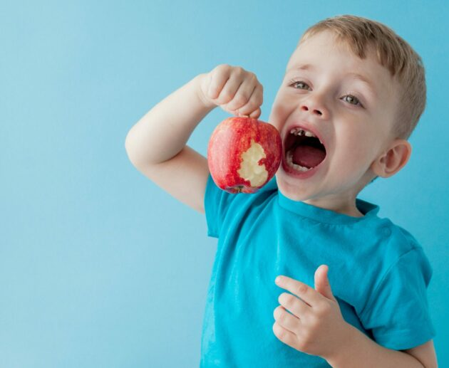 Long term benefits of a healthy diet for toddlers