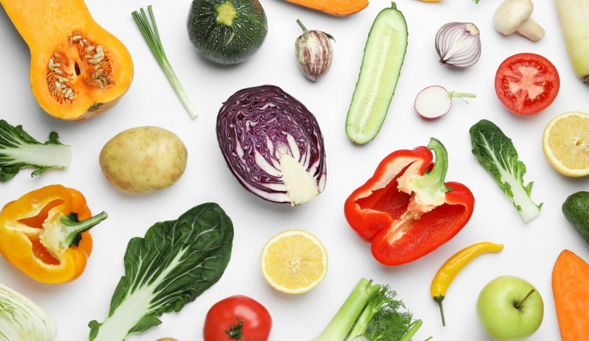 Do fruit and vegetables make you happy?