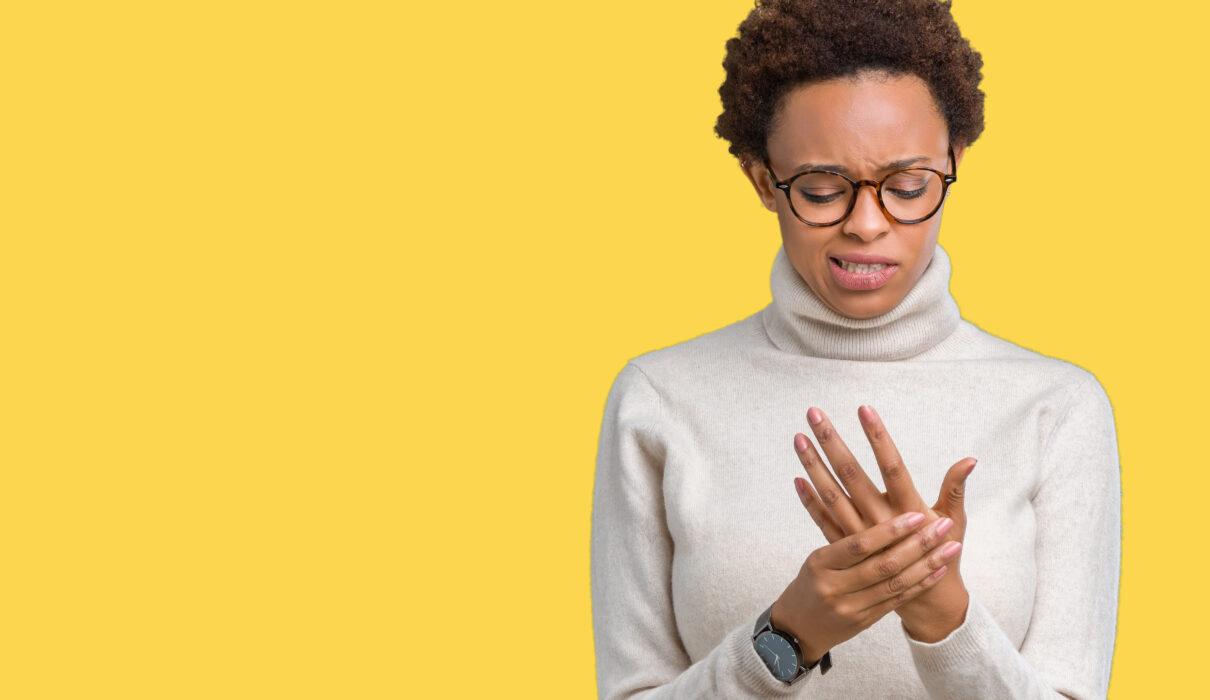 Small amount of activity benefits arthritis