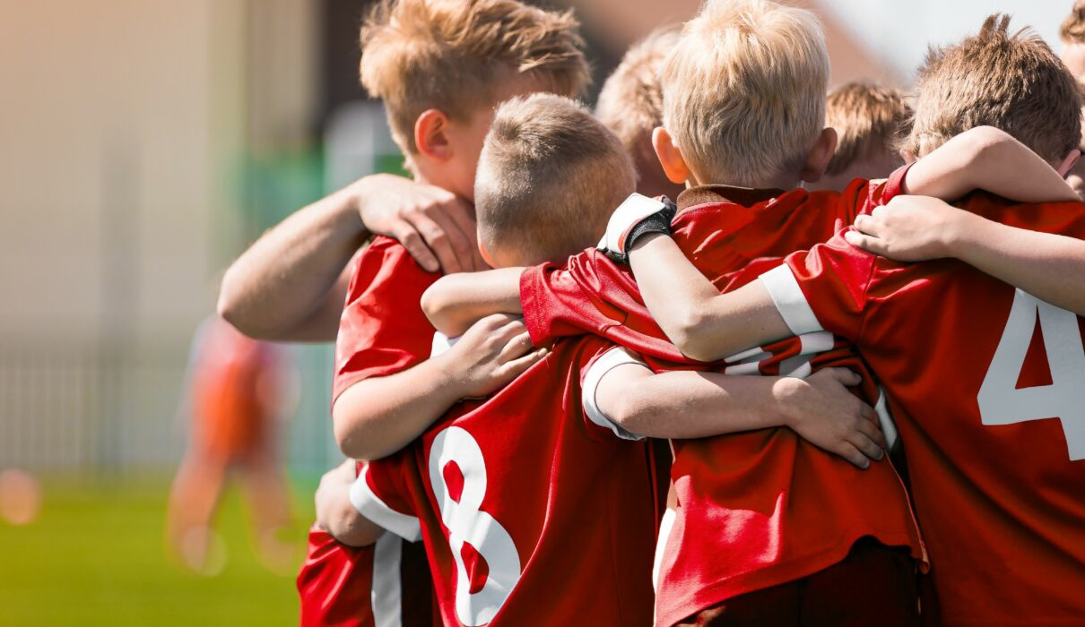 Team sports and depression in young people