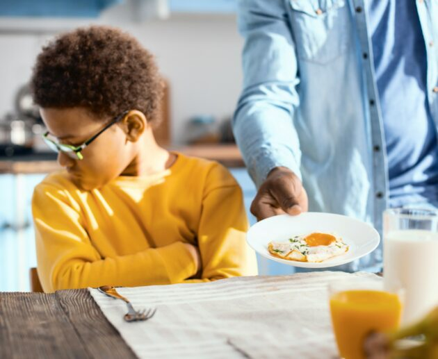 Do unusual eating behaviours point to autism?