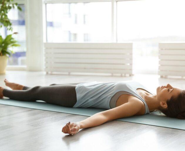 nidra body scan meditation