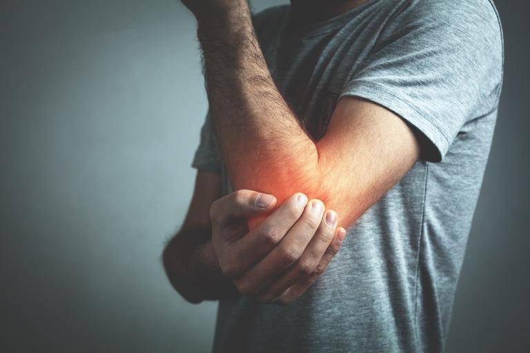 joint pain - bursitis