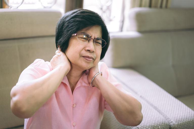 joint pain - fibromyalgia
