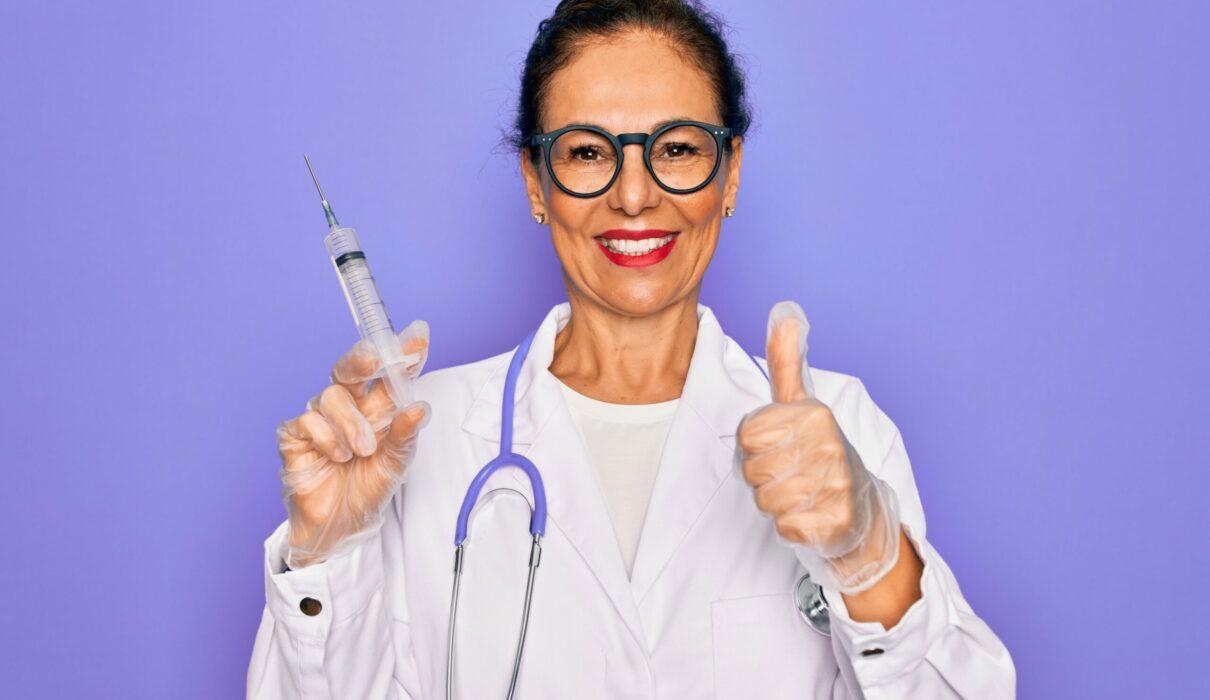 Adult immunisation