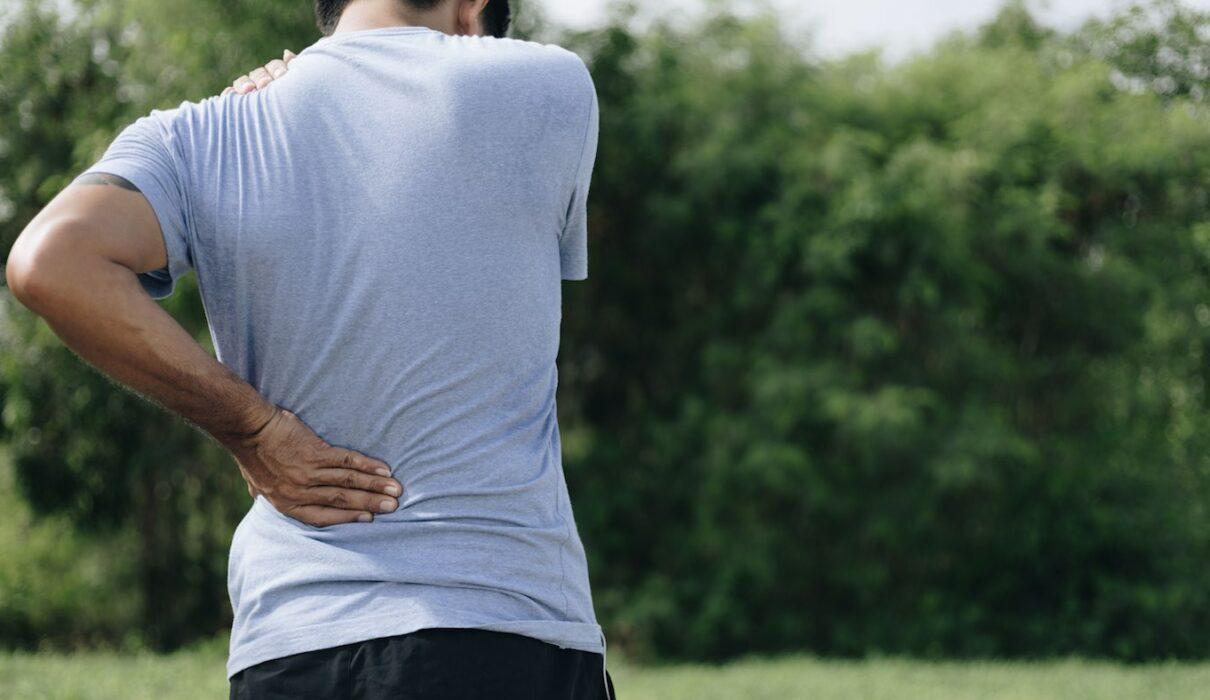 lower back pain aboriginal health