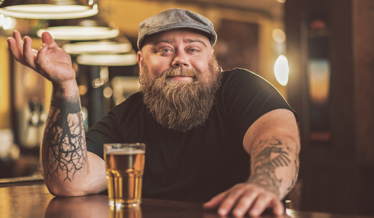 gut health and beer guts