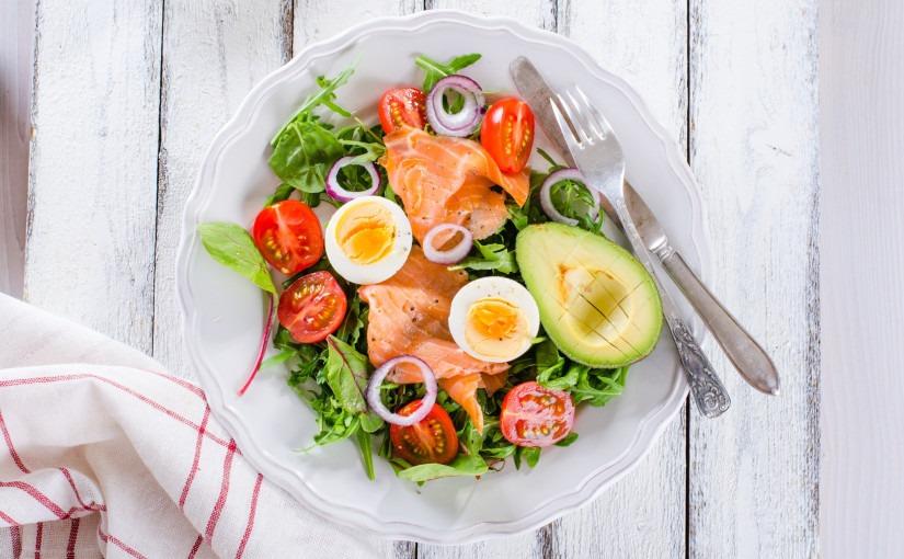 Super simple healthy salmon recipe