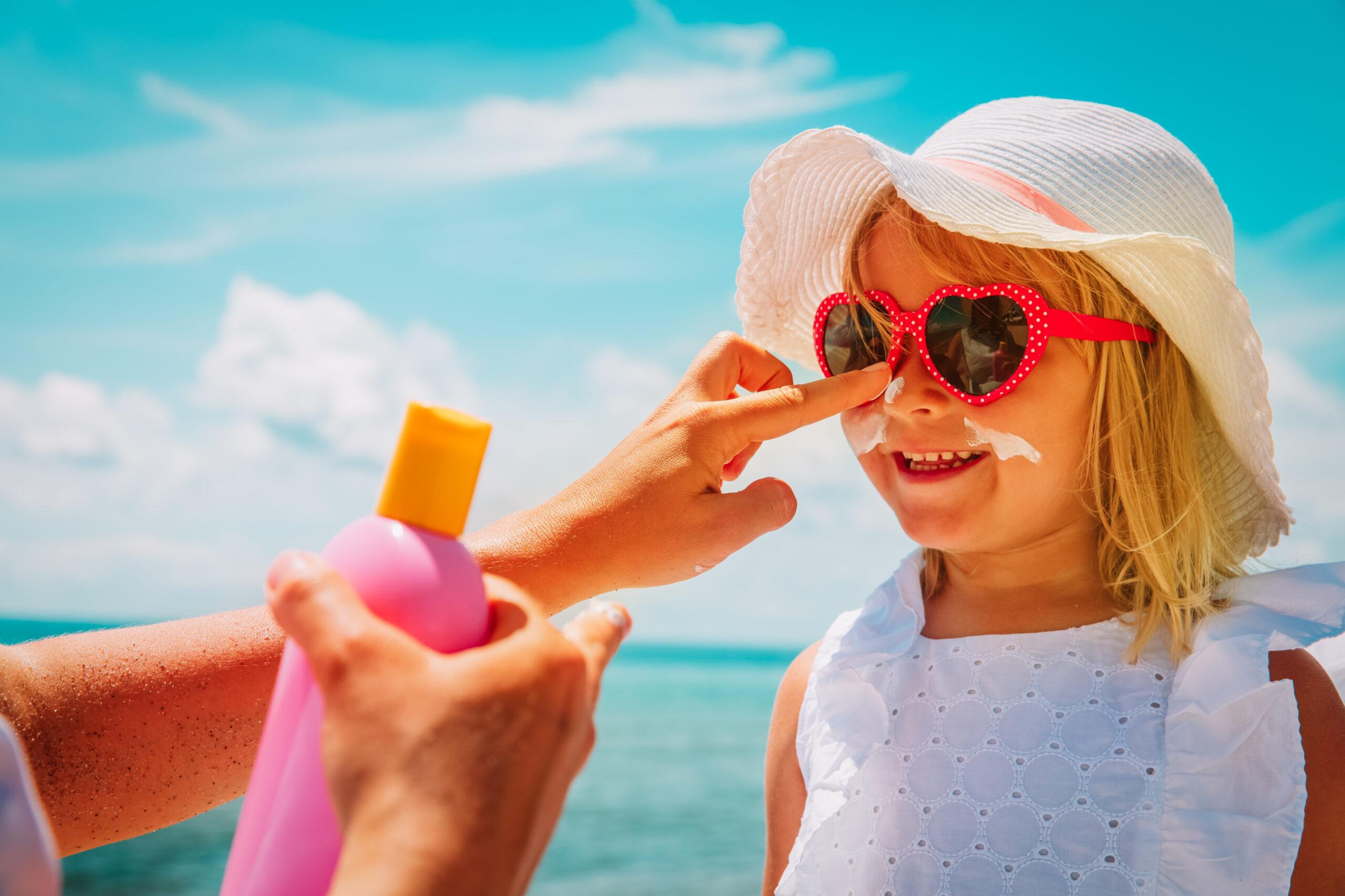sunscreen sun safety