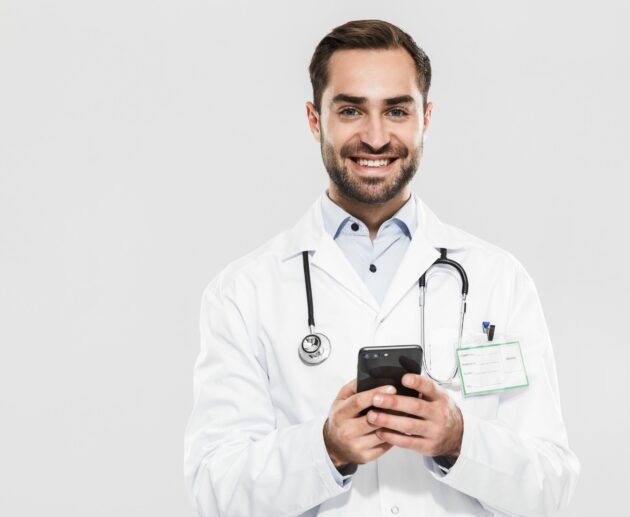 Will a kind doctor help you feel better?