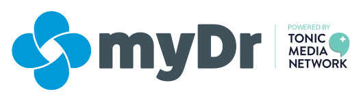 my dr logo