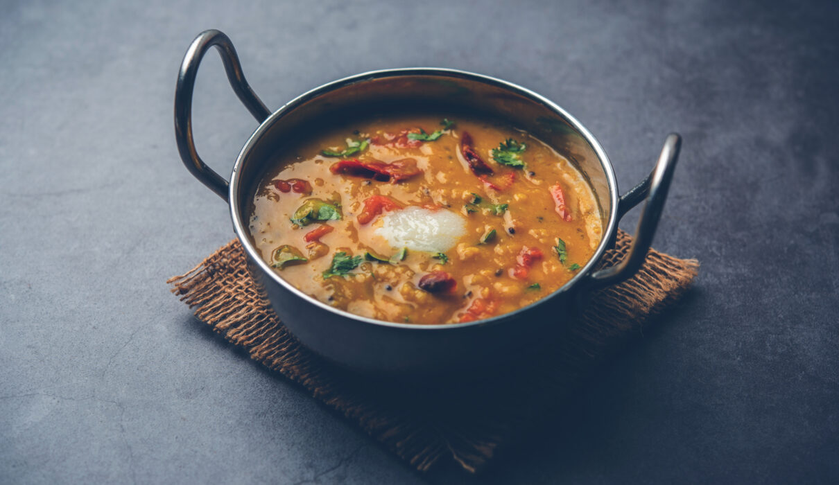 Spicy Daal